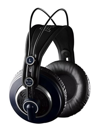 AKG K 240 MK II Stereo Studio Headphones Review