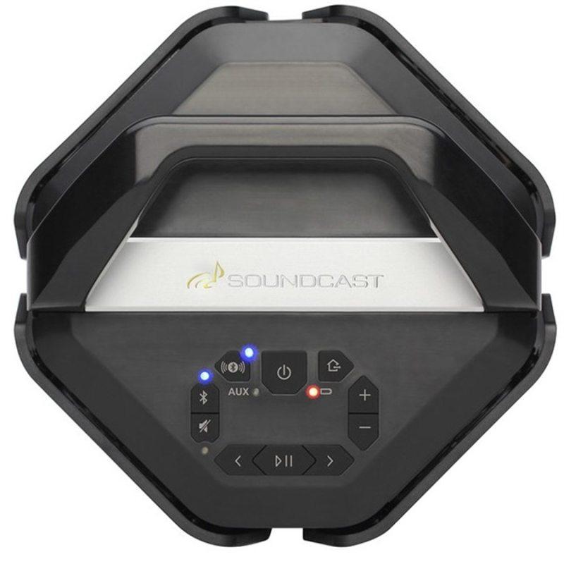 Soundcast VG7 Altavoz Bluetooth omnidireccional