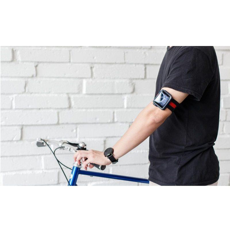 Funda de cuero Shanling M1 Protective Case with sport armband