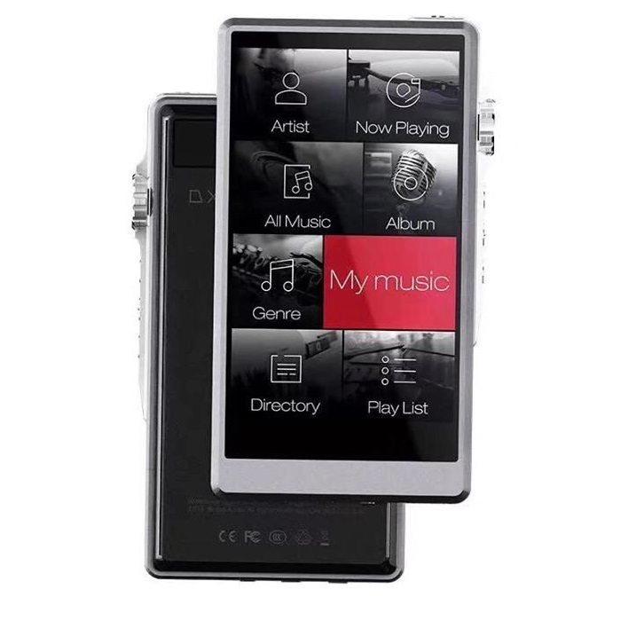 iBasso DX150 DAP high performance portable bluetooth audio player.