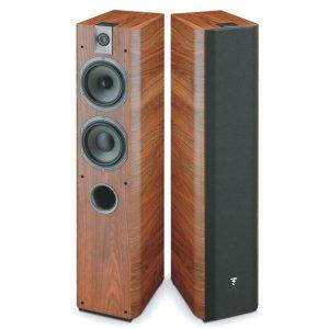 Focal Chorus 716 Altavoces monitor de alta gama nogal walnut