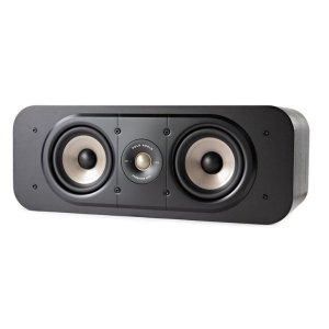 Polk S30e Altavoz central para sistema de cine en casa de alta resolución