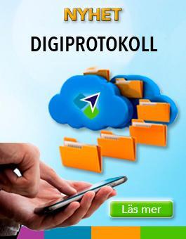 Nyhet - Digiprotokoller