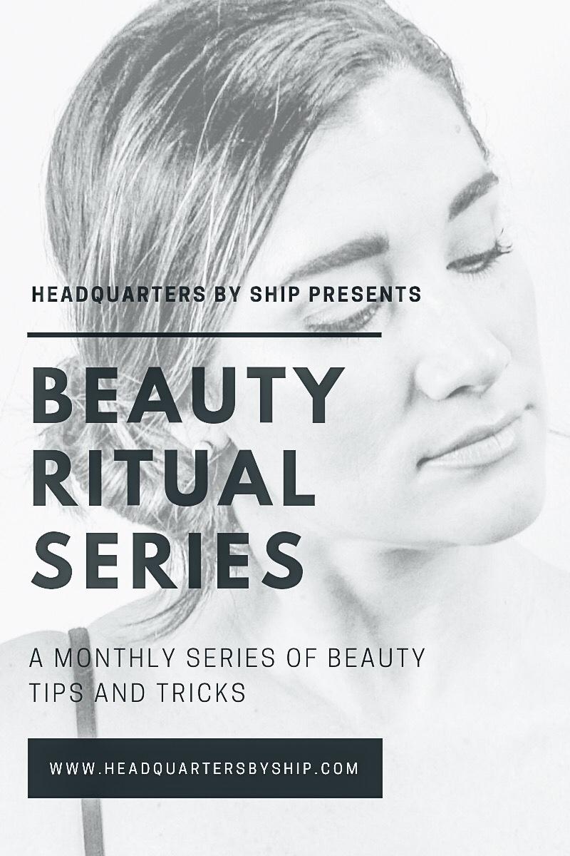 Beauty Rituals | Toning