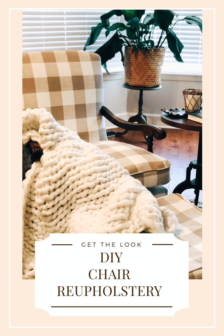 D.I.Y. | Chair Update