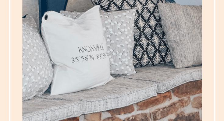 D.I.Y. | Bench Cushions