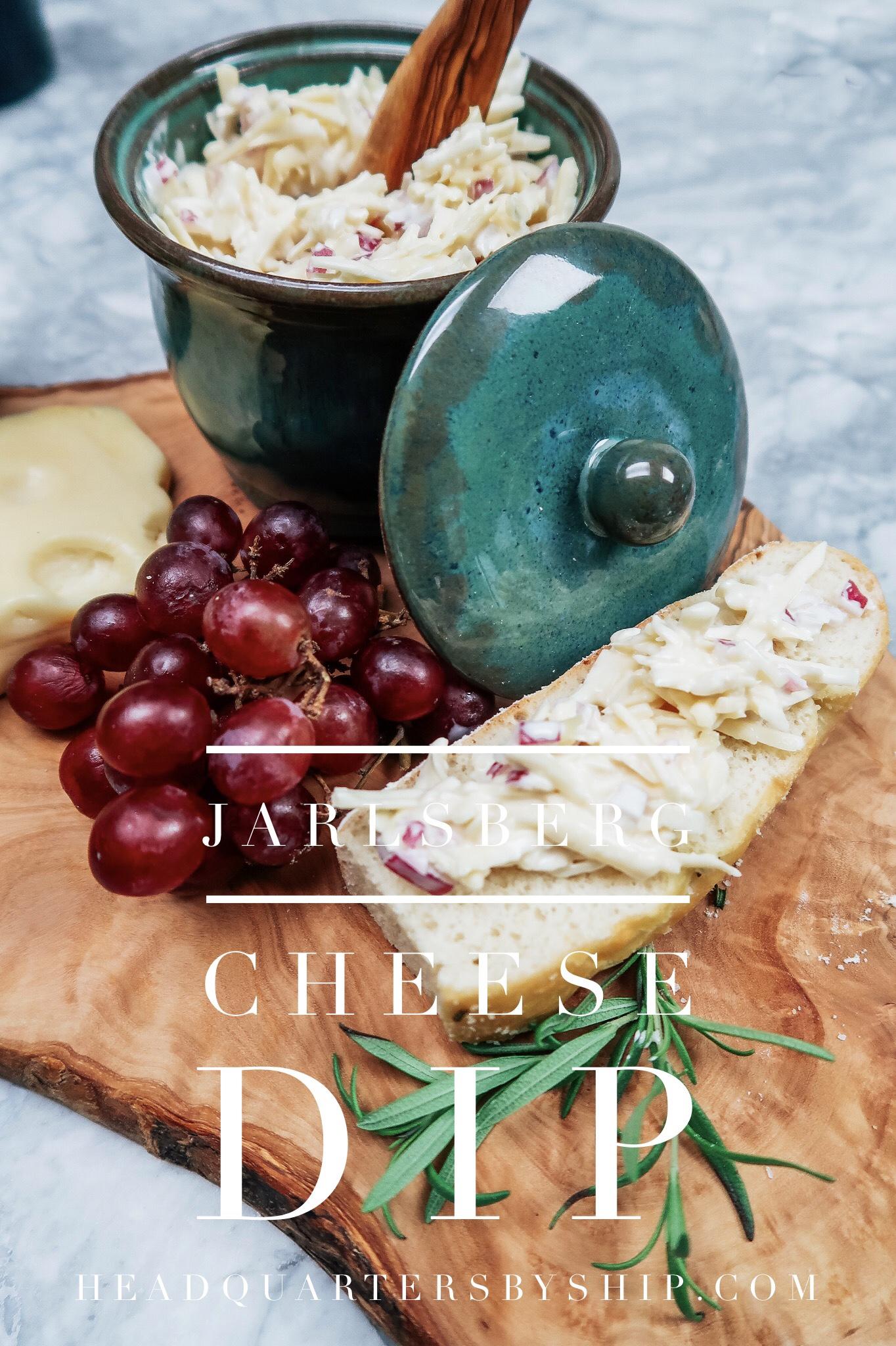 Jarlsberg Cheese Dip