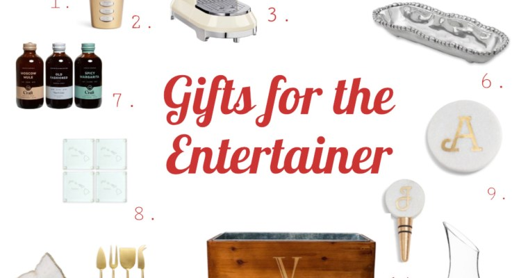 Gift Guides   For the Entertainer
