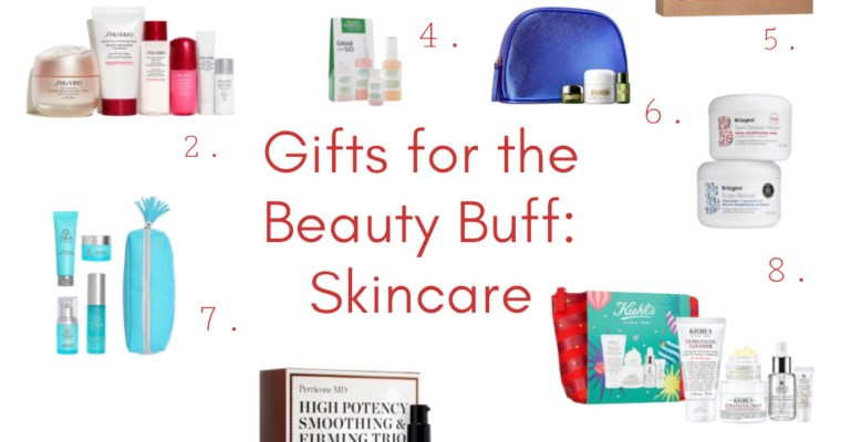 Gift Guide | Skincare Sets for the Beauty Buff