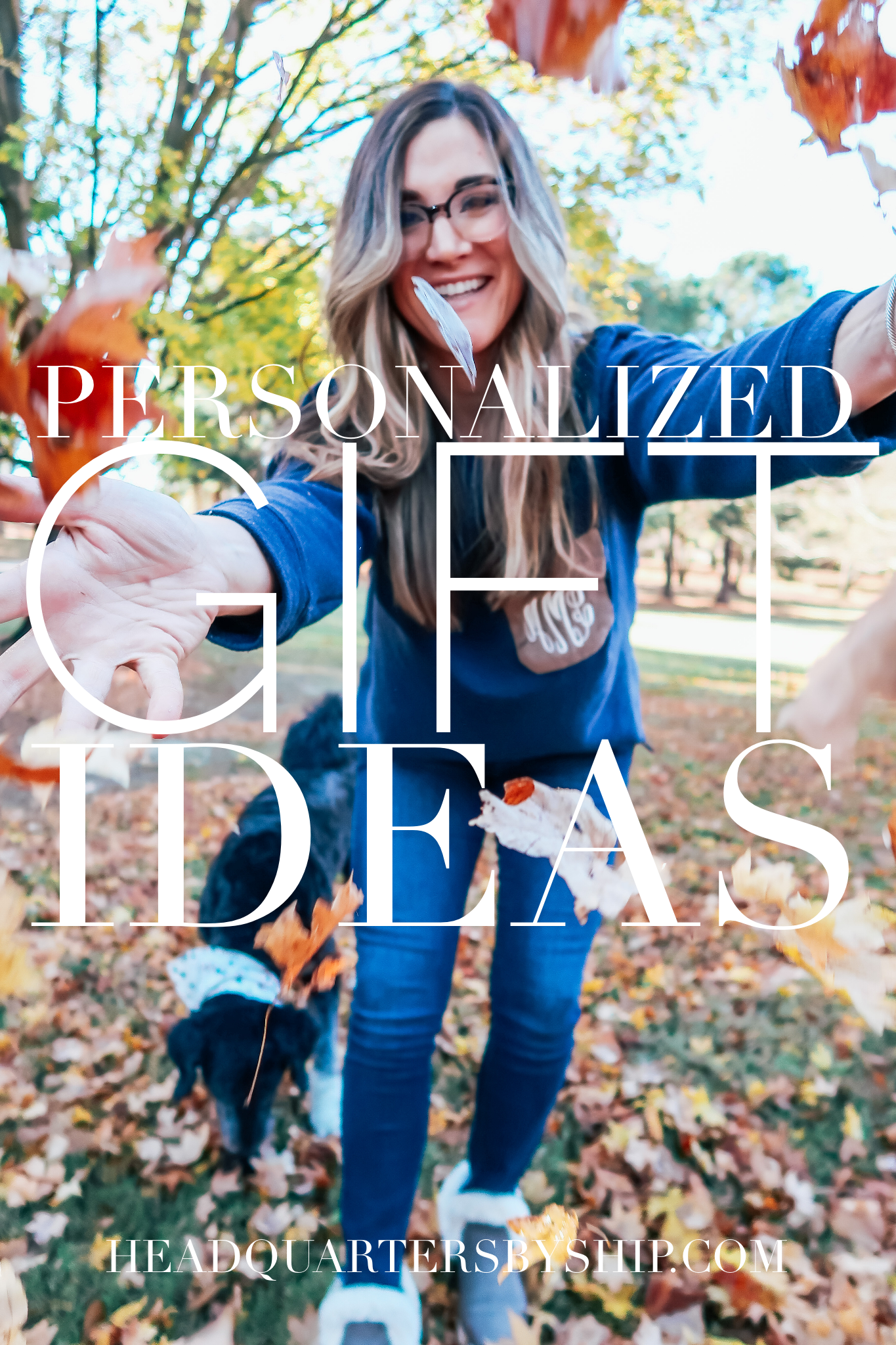 Gift Guide | Personalized Gifts with Marley Lilly