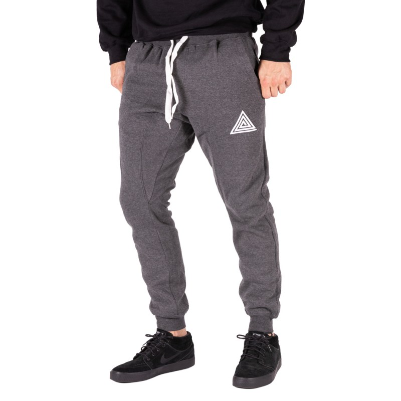 OG Triangle Jogger Sweatpants Charcoal