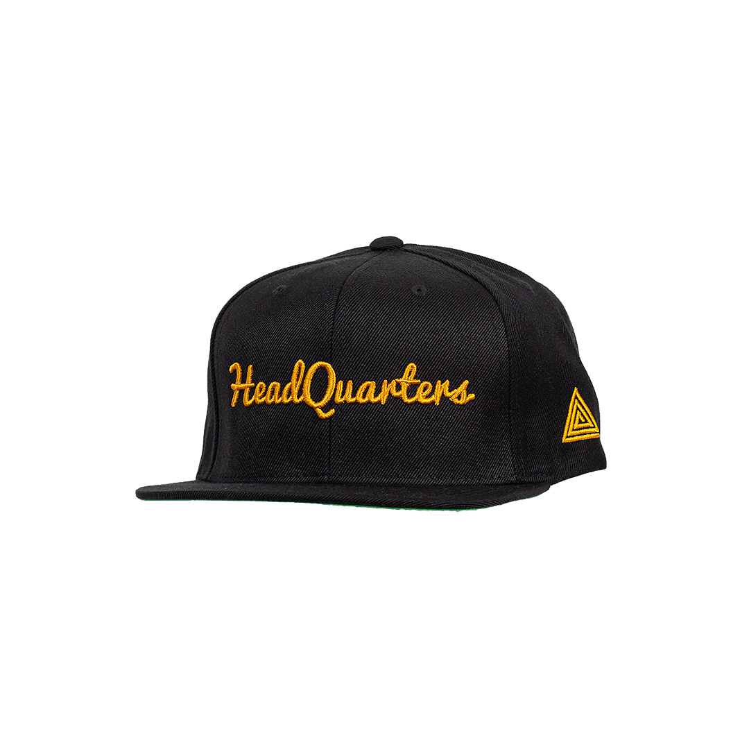 HeadQuarters SB Black