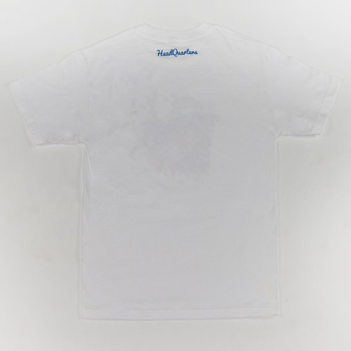 """Be Different"" Tee White"
