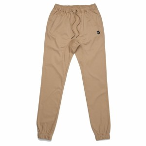 HeadQuarters Chino Joggers Khaki