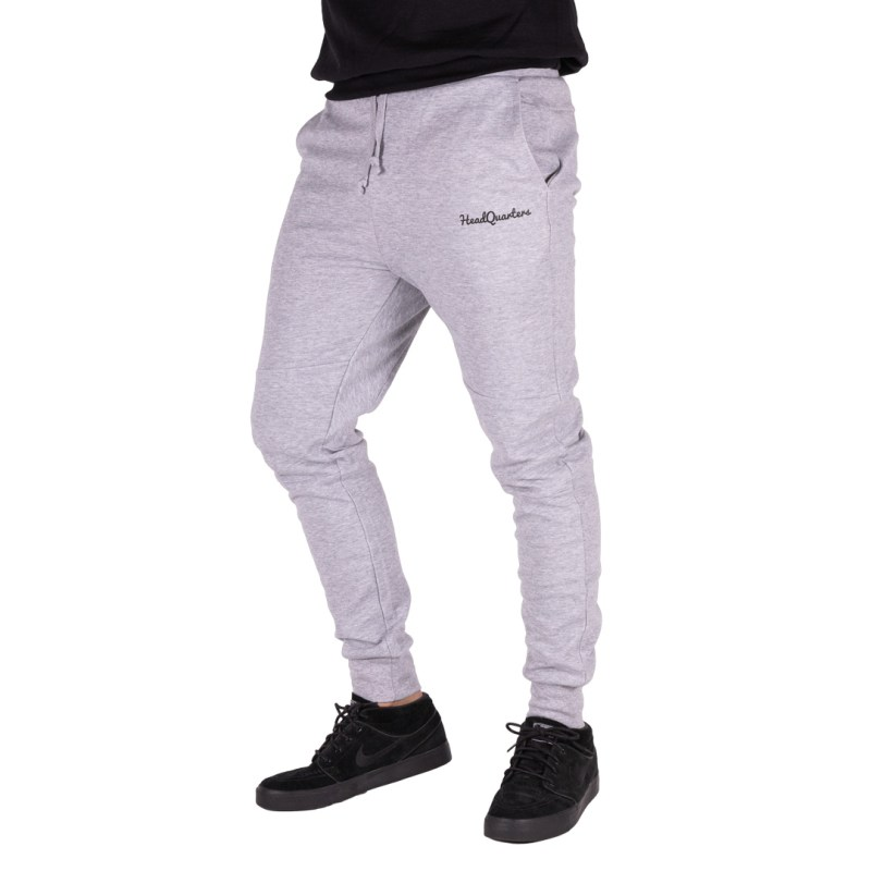 HeadQuarters Tech Fleece Joggers Grey