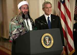 George and Osama