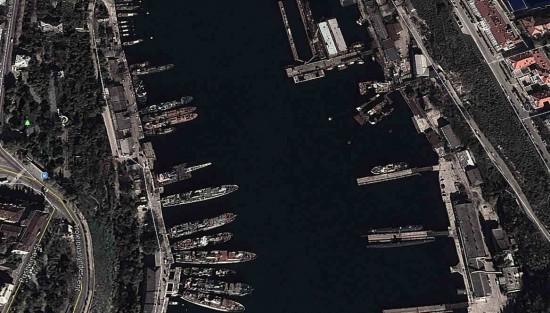 Sevastopol Naval Dockyards