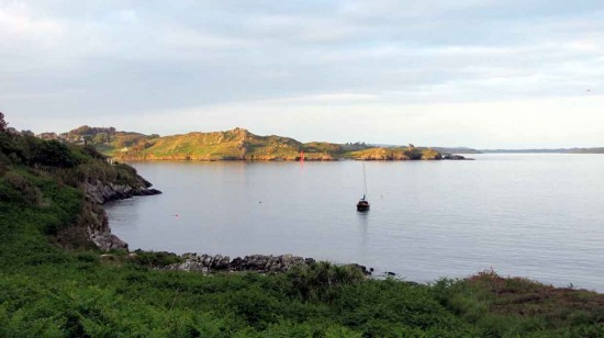 Eveningon the Headland