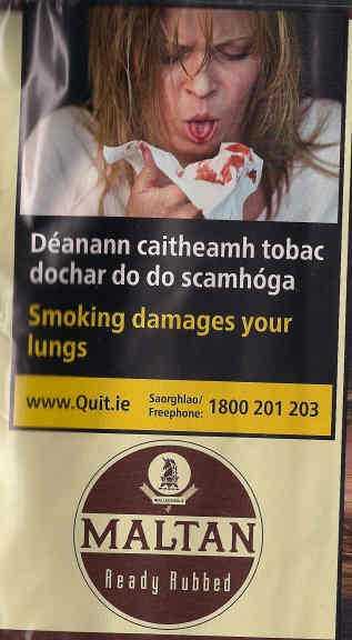 Maltan pipe tobacco