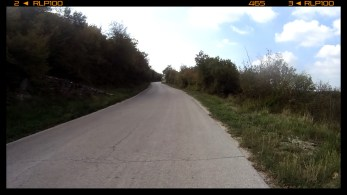 weiter bergauf / continuing uphill