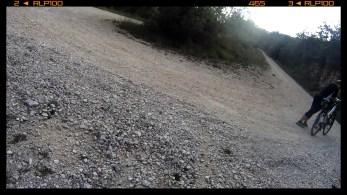 bergauf wieder Spitzkehren / uphill switchbacks again