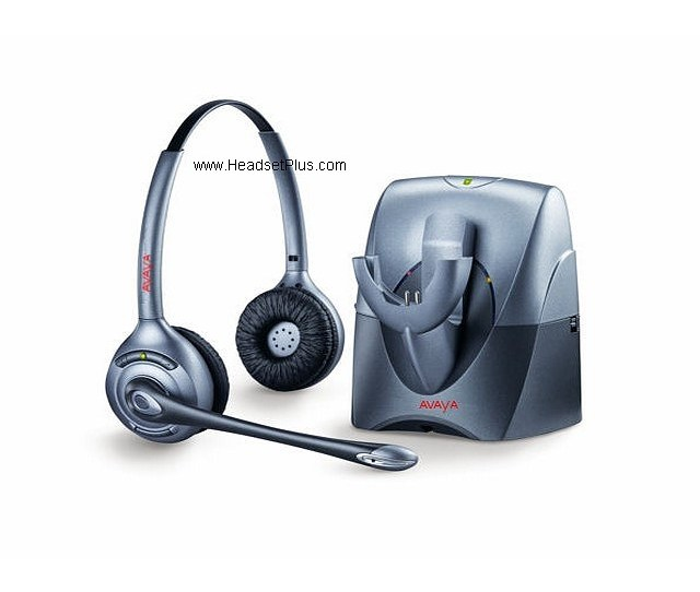 Avaya Awh 460n Noise Canceling Wireless Headset Discontinued