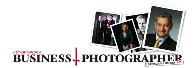 Business Photographer Website