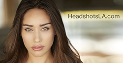 Korrina Rico Theatrical Headshots Los Angeles