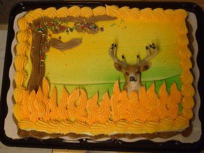 deer-cake