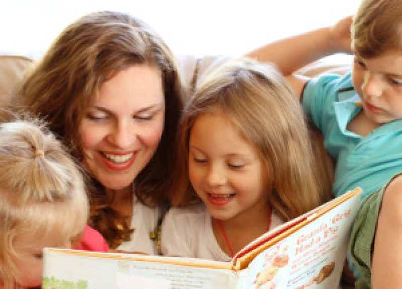 storytelling by parents