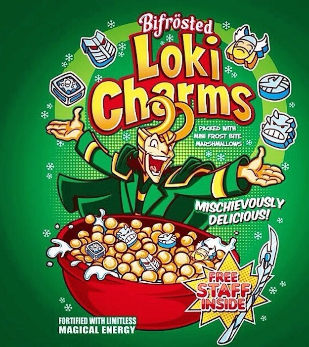 Celebrate National Cereal Day With Six Marvel Comics