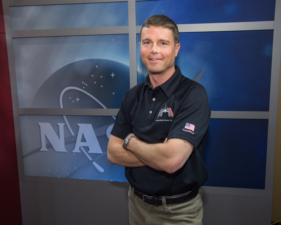 An Interview With NASA Astronaut Reid Wiseman - Heads Up by Boys' Life