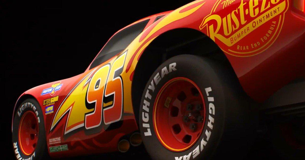 Cars  Sneak Peek Of Him Racing