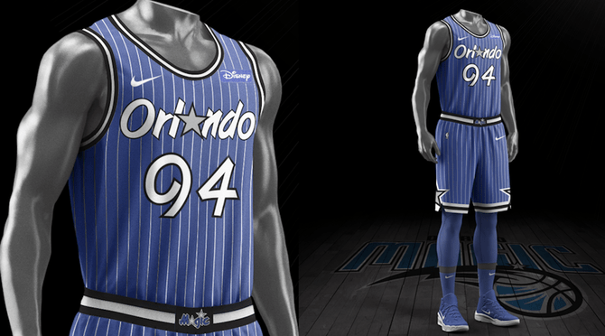 the latest ba1e0 a91a5 Which New Uniforms Will Your Favorite NBA Team Wearing ...