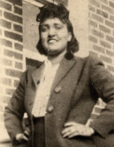 This is an image of Henrietta Lacks.