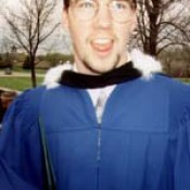 Age 23 - University Graduation - BA (English)