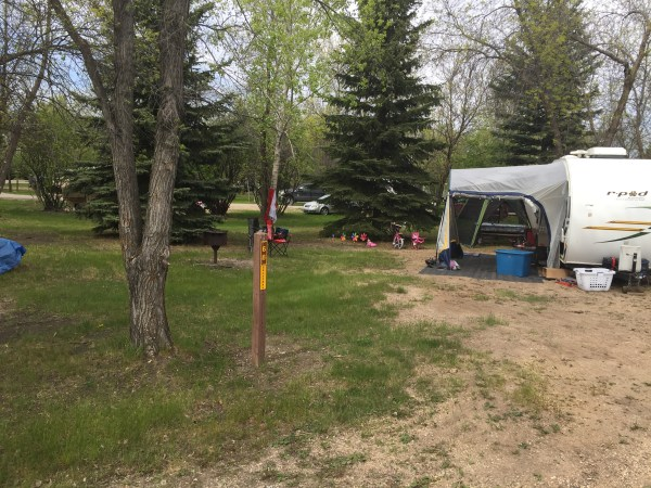 10 Advantages Of A Seasonal Camping Site Head Tale