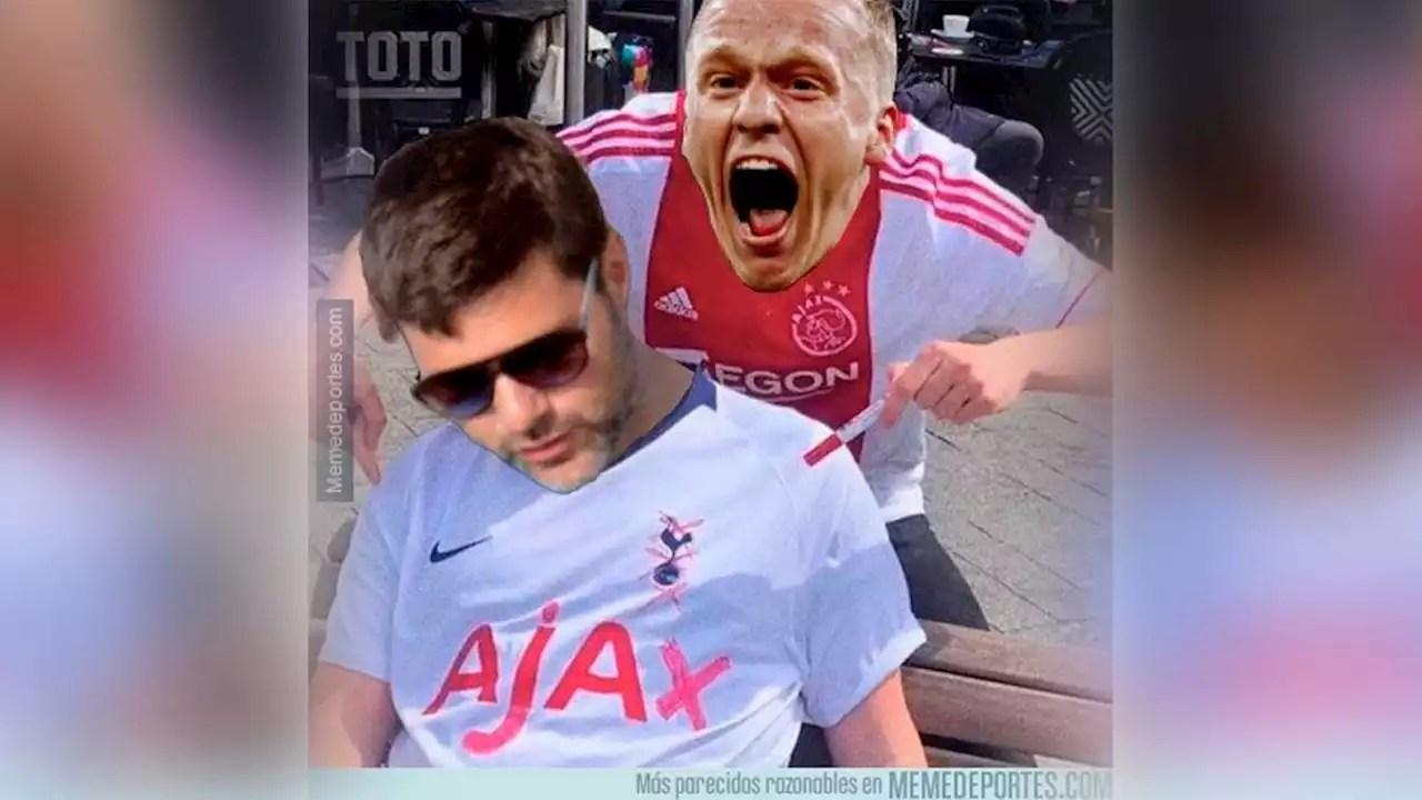 Espn Fc On Twitter Ajax Have Done It Again Donny Van De Beek