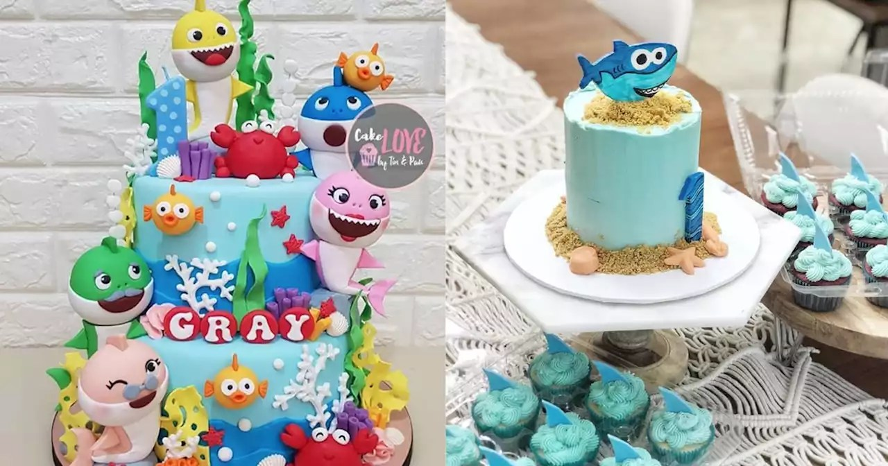 77 Baby Shark Cake Ideas To Steal For Your Child S Next Birthday Party