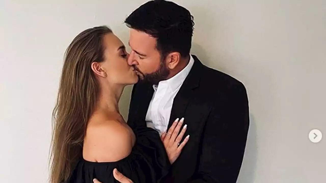 Michael Wendler Und Laura Muller Auch Diese Promis Heirateten Im