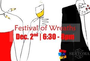 Festival of Wreaths @ Headwaters Music and Arts   Bemidji   Minnesota   United States