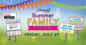 Harmony Co-op Summer Family Festival @ Harmony Natural Foods Co-op | Bemidji | Minnesota | United States