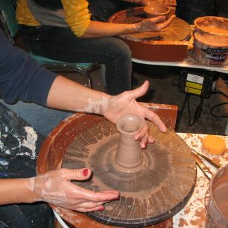 Pottery Programming for Adults