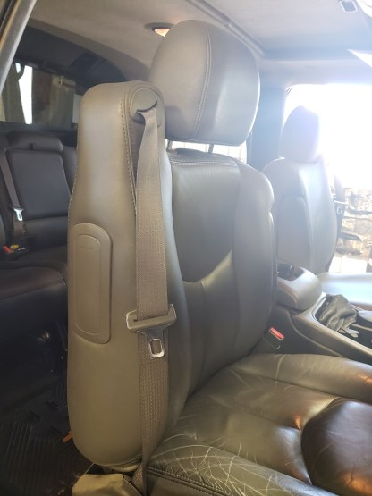 2003-2007 Chevy/GMC Airbag Pic 2