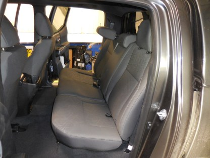 2016 - 2022Tacoma Double Cab Rear 40/60 Seat Covers