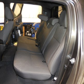 2016 - 2021 Tacoma Double Cab Rear 40/60 Seat Covers