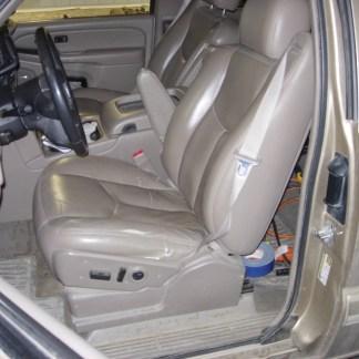 2003 - 2007 Chevy Suburban Bucket Seat Covers