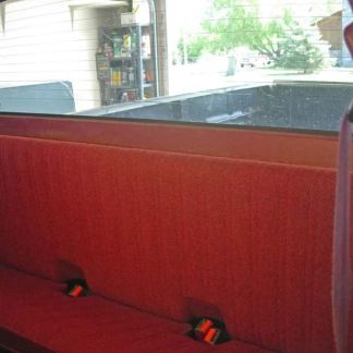 1988 - 1991 Chevy/GMC Extended Cab Rear Bench Seat Covers