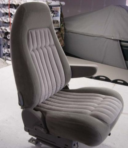 1992 - 1994 Chevy Suburban Buckets with One Armrest Seat Covers