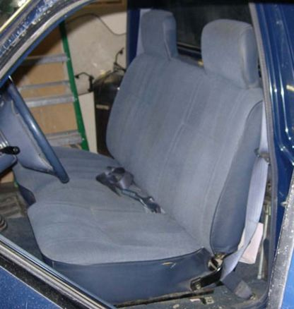 1981 - 1994 Toyota Pickup 2WD Bench Seat Covers